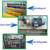 Máy chấn tôn NC Elip E-1600-80T