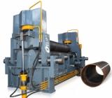 Máy uốn tôn Elip Hydraulic-EH-15*6ly