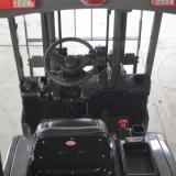 Xe nâng điện 3 bánh 1 tấn Elip