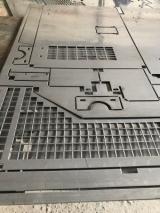 Máy Cắt CNC Laser Fiber Elip Gold EG-D-1530-3000W