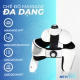 Máy massage đầu-mắt Elip Newton