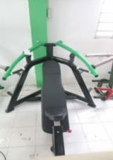 Ghế banh đẩy ngực trên Elip YL28F