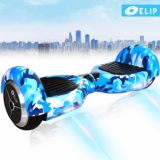 Xe Điện Cân Bằng Elip Style-Pin Samsung-Blue -Thanh lý