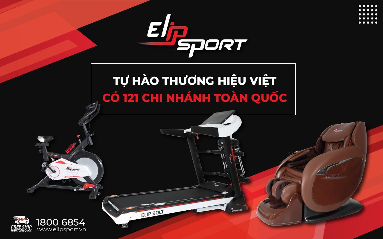 Elipsport – nhãn hiệu thiết bị thể thao hàng đầu được tin chọn bởi hàng triệu khách hàng - ảnh 2