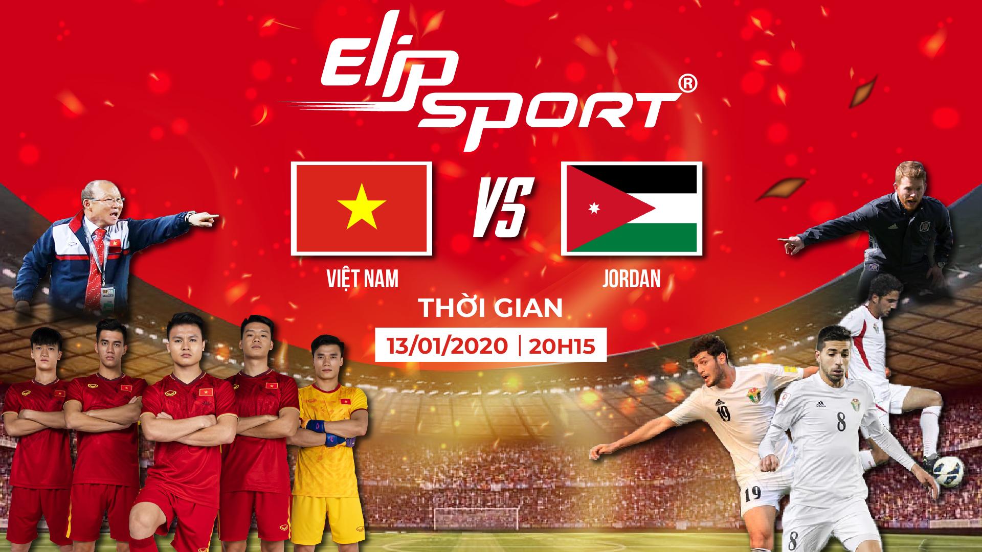 U23 Việt Nam nhận tin khẩn từ Elipsport trước trận quyết định gặp U23 Jordan