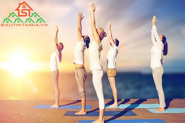 Các Cách Tập Yoga Cho Người Mới Bắt Đầu Tập Luyện - ảnh 1